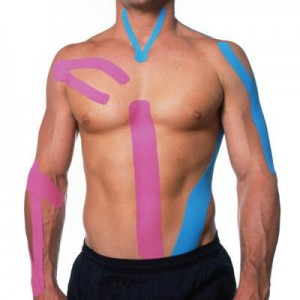 Kinesio Tape all for Show?
