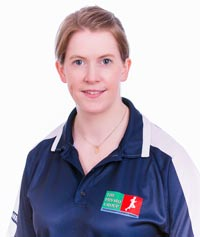 Judith Kelly, Chartered Physiotherapist, The Physio Group