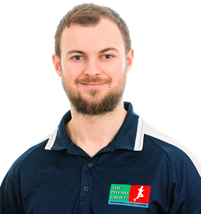 Shane Dunne, Physiotherapist